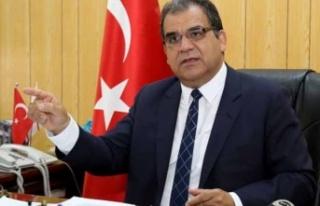 """Sucuoğlu: """"Kapalı sektörler için 1500 TL katkının..."""