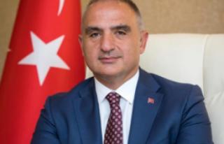 TC Kültür ve Turizm Bakanı Ersoy: Havaalanlarında...