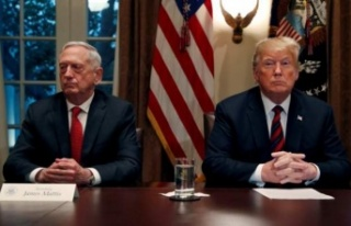 Trump'ın ilk savunma bakanı James Mattis: Trump...