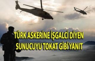 """Türkiye'nin varlığına """"işgal""""..."""
