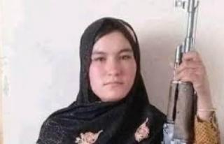 Ailesini katleden Taliban militanlarını öldüren...