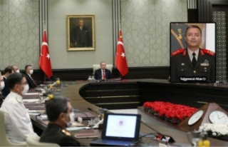 GKK Komutanı Altan Er, YAŞ kararları uyarınca...