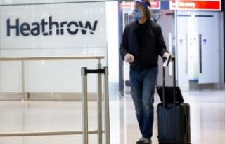 İngiltere'de kapalı alanların çoğunda maske...