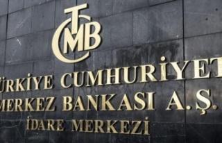 Merkez Bankası'nın enflasyon tahmini yüzde...