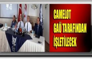 Resmi Gazete'de yayımlandı: Camelot, yeniden GAÜ'nün...