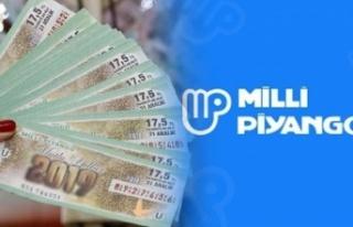 TC Milli Piyangosu'nun büyük ikramiyesi Lefkoşa'ya...
