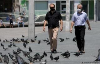 Türkiye salgında birinci dalgayı henüz atlatamazken...