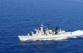ABD ve Yunanistan Doğu Akdeniz'de ortak askeri...