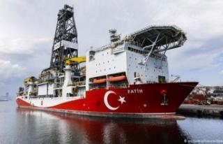 Albayrak: Fatih gemimiz yeni bir çağın başlangıcı...