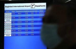 Bağdat Uluslararası Havalimanı yakınına füze...