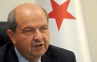 Başbakan Tatar, Aydın Türksever'in vefatı nedeniyle...