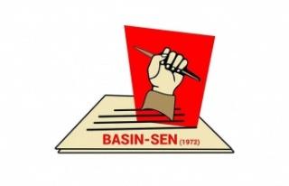"""Basın-Sen: """"BRTK, hükümetin veya bir partinin..."""