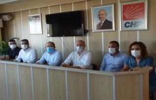"""CHP'li Hamzaçebi: """"Oruç Reis'in faaliyetleri..."""