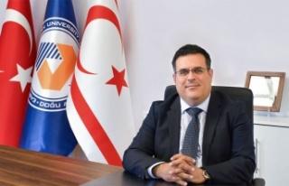 """DAÜ Rektörü Prof. Dr. Hocanın: """"Yüzde 26 oranla..."""