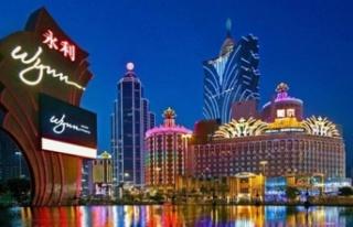 Dünyanın en büyük kumarhane bölgesi Makao yeniden...