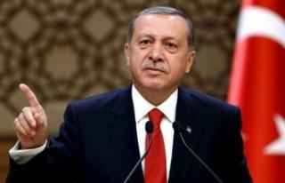 """Erdoğan'dan Doğu Akdeniz resti: """"Karşımıza..."""