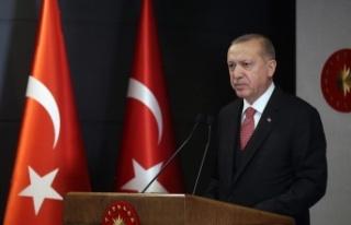Erdoğan'ın 'müjdeyi' açıklayacağı...