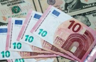 Euro 8.6, Sterlin 9.5, dolar ise 7.3 seviyelerinden...