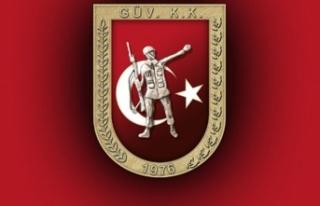 """Güvenlik Kuvvetleri Komutanlığı: """"Tüm personelimizin..."""