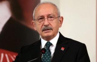 """Kılıçdaroğlu'ndan doğalgaz yorumu: """"İktidar..."""