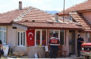 Kocaeli'de Kıbrıs gazisi arazi için kardeşini...