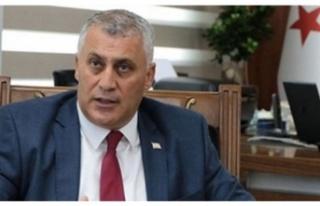 Maliye Bakanı Amcaoğlu Gazimağusa Belediyesi'nin...