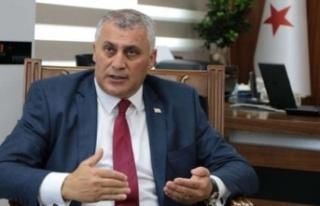 """Maliye Bakanı Olgun Amcaoğlu: """"Akaryakıta zam..."""