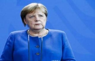Merkel Suriye'deki durumu 'dramatik'...