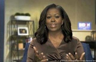 Michelle Obama: Trump yanlış başkan