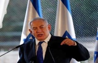 """Netanyahu: """"Batı Şeria'nın bazı kısımlarının..."""