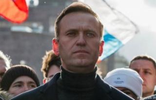 Rus muhalif siyasetçi Navalni'nin zehirlendiği...