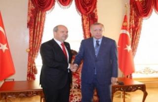 Tatar, Erdoğan ile görüşecek