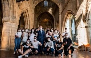 Tatar :  Gelecek yolumuzu gençlerle çizeceğiz