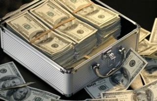 Toplam 52 bin dolar nakitle Ercan'dan çıkış...