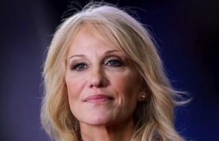 Trump'ın başdanışmanı Kellyanne Conway ay...