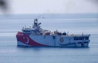 Türkiye'den yeni Navtex: Oruç Reis'in Kıbrıs...