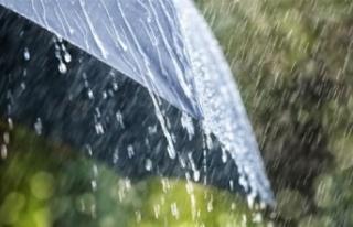 Ülkemizde bugün yağmur bekleniyor
