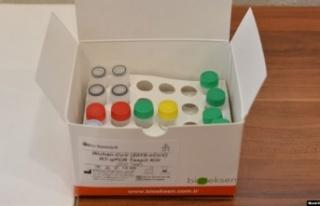 30 bin PCR kiti alınıyor