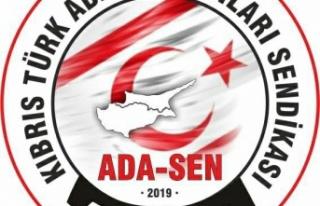 ADA-SEN, PANDEMİ SÜRECİ İLE İLGİLİ ÖNERİLERİNİ...