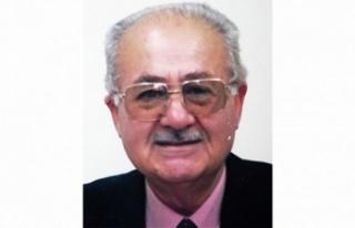 Ahmet Cemal Gazioğlu hayatını kaybetti