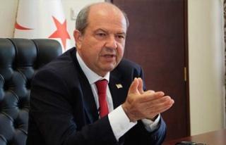 Başbakan Tatar'dan eleştirilere yanıt