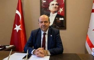 Başbakan Tatar:Türkiye Cumhuriyeti bu gece yarısından...