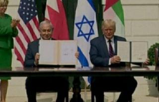 Beyaz Saray'da imzalar atıldı!