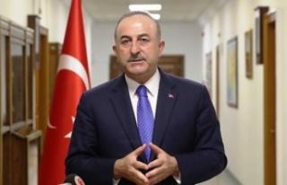 Çavuşoğlu: Yunanistan AB'yi rehin alıyor