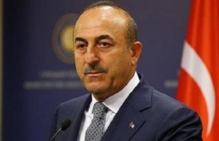 Çavuşoğlu:Doğu Akdeniz'deki tek hedefimiz Türkiye'nin...