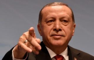 Erdoğan'dan net mesaj: Biz size büyük geliriz