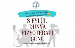Fizyoterapistler Birliği:8 Eylül Dünya Fizyoterapi...