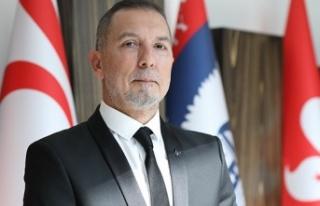 GAU Kurucu Rektörü Serhat Akpınar ''...