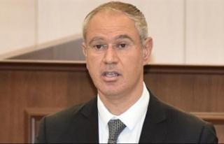 Hasipoğlu:İki devletli çözümü dirayetle savunacak...