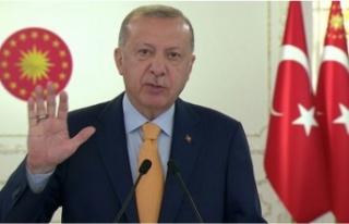 """""""İçinde Kıbrıs Türklerinin de yer aldığı..."""